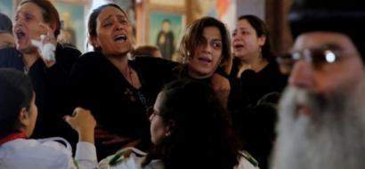 مصر: السلطات تحدد هوية منفذ الهجوم الانتحاري بالكنيسة المرقسية بالاسكندرية