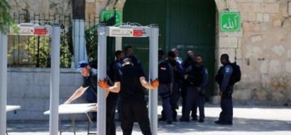 القناة الإسرائيلية الثانية: نتنياهو يجري مشاورات بشأن إلغاء البوابات الإلكترونية
