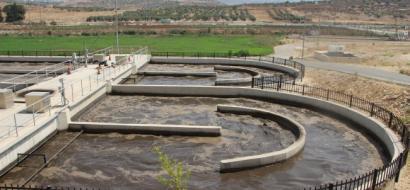 """خاص لـ""""وطن"""" بالفيديو: الأول فلسطينيًا.. تدشين مشروع تحويل غاز الميثان لكهرباء في محطة التنقية الغربية بنابلس"""
