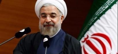 روحاني يؤدي اليمين الدستوري وسط حضور أجنبي كبير