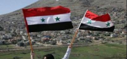 """تنظيم عراقي مسلح يشكل فيلقا لـ"""" تحرير الجولان السوري المحتل"""""""