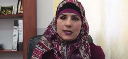 فيديو.. منار بشارات أول فلسطينية تدير مخيماً للأونروا