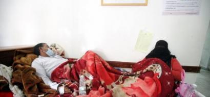 منظمتان: 5000 إصابة بالكوليرا يوميا في اليمن