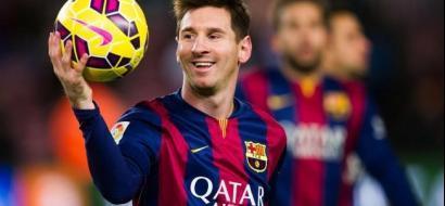 نادي برشلونة يتنفس الصعداء.. ميسي سيبقى حتى عام 2021