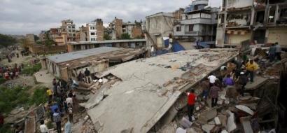 مقتل 8 أشخاص في زلزال شمال غرب الصين