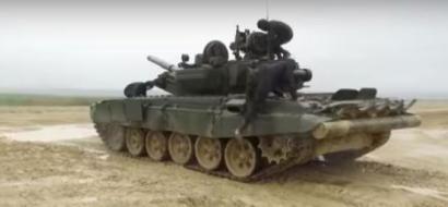بالفيديو...تعرف على دبابة تي-90 الروسية