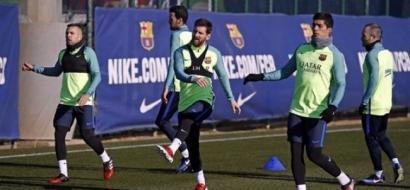 برشلونة يسعى للضغط المبكر على الريال وإشبيلية.. ويخشى مفاجآت لاس بالماس