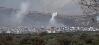 للمرة الثانية خلال 24 ساعة .. قصف إسرائيلي على القنيطرة جنوب سوريا