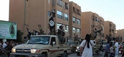 """92 % من الأراضي السورية حررت من """"داعش"""""""