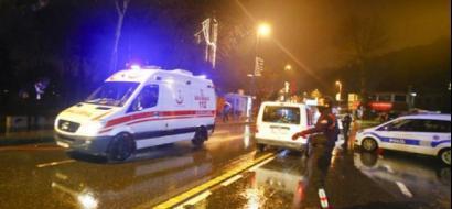 """""""داعش"""" يتبنى """"هجوم الملهى"""" في إسطنبول"""