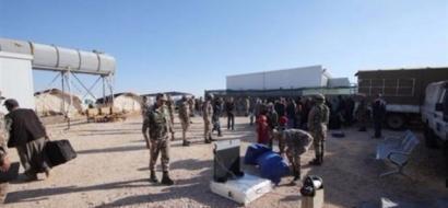الأردن: 4 قتلى بتفجير في مخيم الركبان للاجئين السوريين