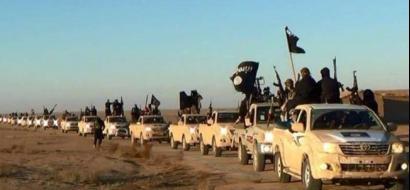 """""""ولاية سيناء"""" التابعة لـ""""داعش"""" تتبنى إطلاق صواريخ على إيلات"""