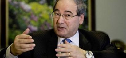 نائب وزير الخارجية السوري: ازمة الخليج توضح ان سوريا على حق