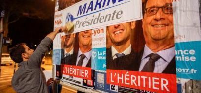 فضيحة لكل مرشح رئاسي في فرنسا