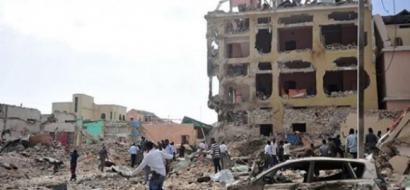 عشرات القتلى والجرحى بتفجير كلية للشرطة بالصومال