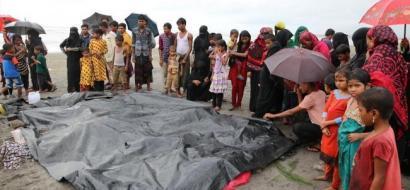 """""""أمنستي"""" تدعو المجتمع الدولي للتدخل لوقف حملة القمع ضد الروهينغا"""