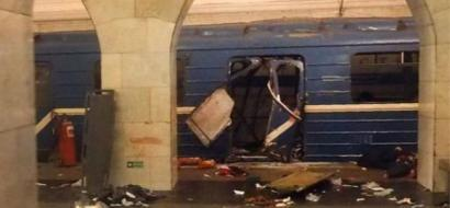 "اعتقال أحد مدبري تفجير ""مترو"" سان بطرسبورغ"