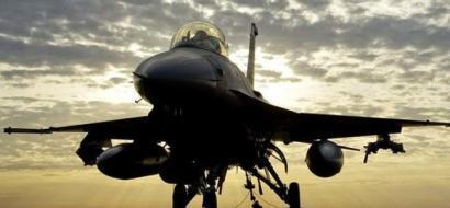 تحطم مقاتلة أمريكية من طراز إف-16 في تكساس