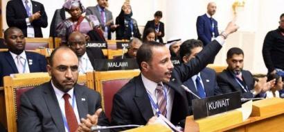 المؤتمر الشعبي يثمن موقف رئيس مجلس الأمة الكويتي ضد الوفد الاسرائيلي