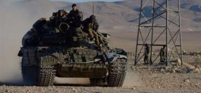 الجيش السوري يستعيد السيطرة على حقل غاز في إطار معركة البادية