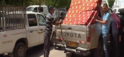 """خاص لـ""""وطن"""" بالفيديو .. الظاهرية سوق للبيع وتمكين للعلاقات الاجتماعية مع أهالي النقب"""