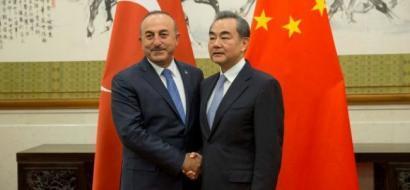 تركيا تعد بوقف التقارير الإعلامية المناهضة للصين