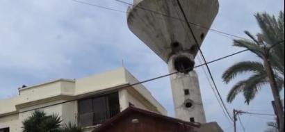 """خاص لـ""""وطن"""" بالفيديو .. غزة : أي كارثة ينتظرها الأهالي حال انهيار حاووز بيت حانون"""