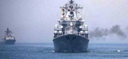 خفر السواحل التركي: غرق سفينة للبحرية الروسية اثر اصطدام قبالة سواحل تركيا وانقاذ الطاقم