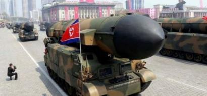 كوريا الشمالية تطلق صاروخا جديدا يستفز الأميركيين