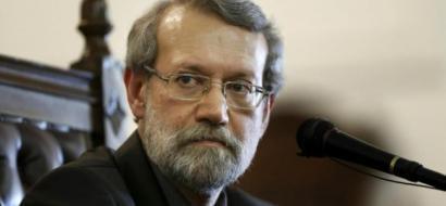 لاريجاني يلوح بالانسحاب من الاتفاق النووي