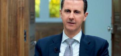 بشار الأسد: الغرب والولايات المتحدة متواطئون مع الإرهابيين