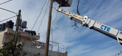 """خاص لـ """"وطن"""" بالفيديو .. الخليل: سرقة الكهرباء في ترقوميا .. نزيف من يتصدى له ؟"""