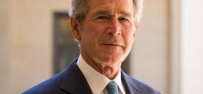 بوش الابن ينتقد سياسات ترامب
