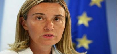 موغريني: الاتحاد الأوروبي مستعد لدعم المصالحة الفلسطينية