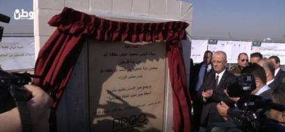 أول محطة فلسطينية لتوليد الطاقة الكهربائية