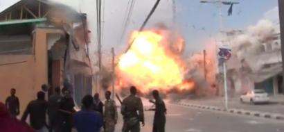 20 قتيلا في تفجير عربة مفخخة في مقديشو