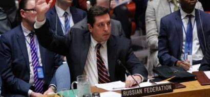 روسيا تستخدم الفيتو والصين تمتنع عن التصويت ضد مشروع قرار أممي حول الهجوم الكيميائي في سوريا