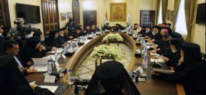 القمة الروحية في لبنان... القدس قضية العرب الاولى وقرار ترامب جائر