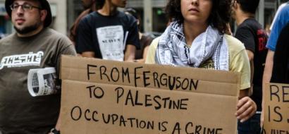 التاريخ الطويل لتضامن الامريكيين السود مع الفلسطينيين
