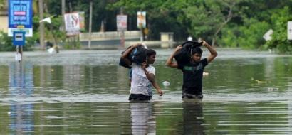 اكثر من 220 قتيلا بفيضانات في النيبال والهند وبنغلادش
