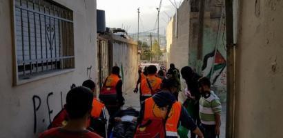 الإغاثة الطبية تقدم الاسعاف لـ 1287 مواطنا الاسبوع الماضي