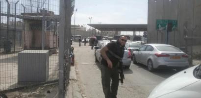 """القدس: إطلاق نار في حاجز """"قلنديا"""""""