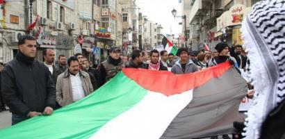 قوى رام الله والبيرة تدعو للمشاركة الفاعلة في المسيرة المركزية الأربعاء