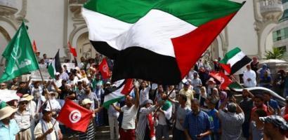 تونس: تواصل فعاليات القدس وفرقة العاشقين تحي ذكرى الثورة التونسية