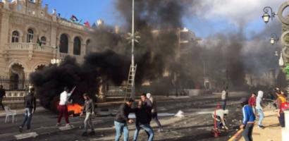 ادارة قصر جاسر تعيد فتح الفندق، بعد اغلاق لايام استهدفته فيها نيران الاحتلال