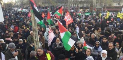 تظاهرة في قطر تنديداً بإعلان ترمب بشأن القدس