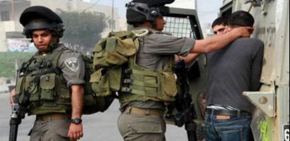 اعتقال شاب على حاجز زعترة جنوب نابلس