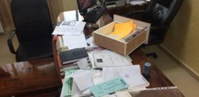 نقابة المحامين تستنكر اقتحام الاحتلال لمكتب المحامي الحروب
