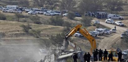 الاحتلال يهدد باقتحام أم الحيران ودعوات للتوافد للقرية غدا