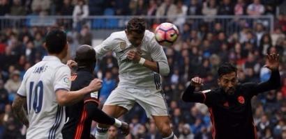 الدوري الإسباني: قذيفة مارسيلو تنقذ الريال من كمين فالنسيا
